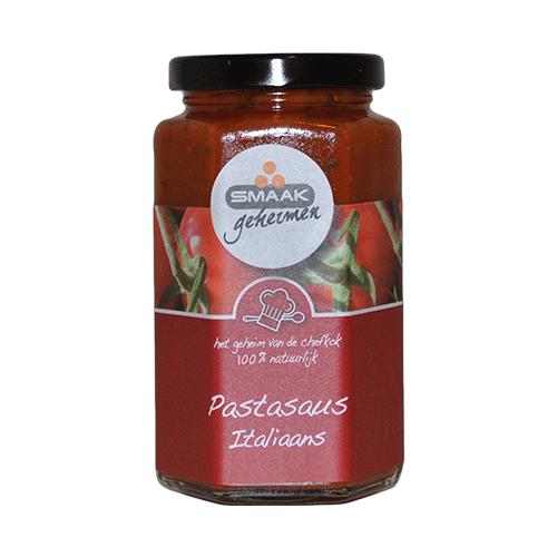 Smaakgeheimen pastasaus Italiaans 280ml