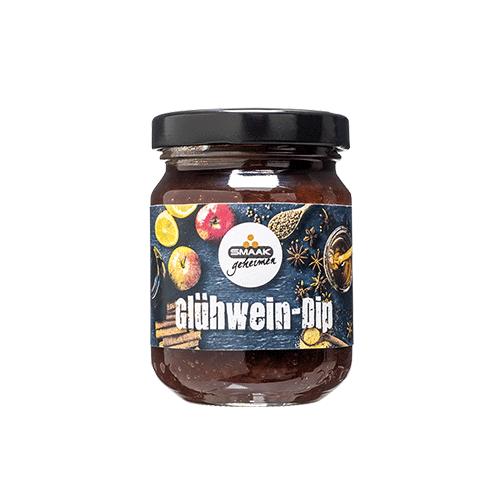 Smaakgeheimen special edition gluhwein dip