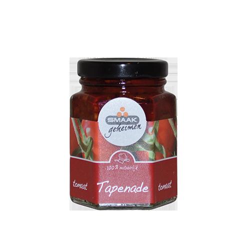 Smaakgeheimen tapenade tomaat