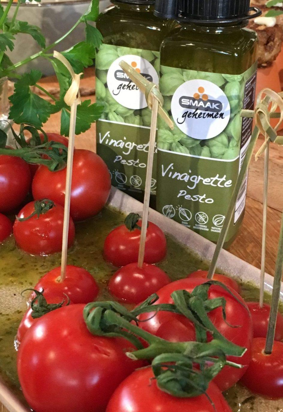 Tomaten bonbon Smaakgeheimen