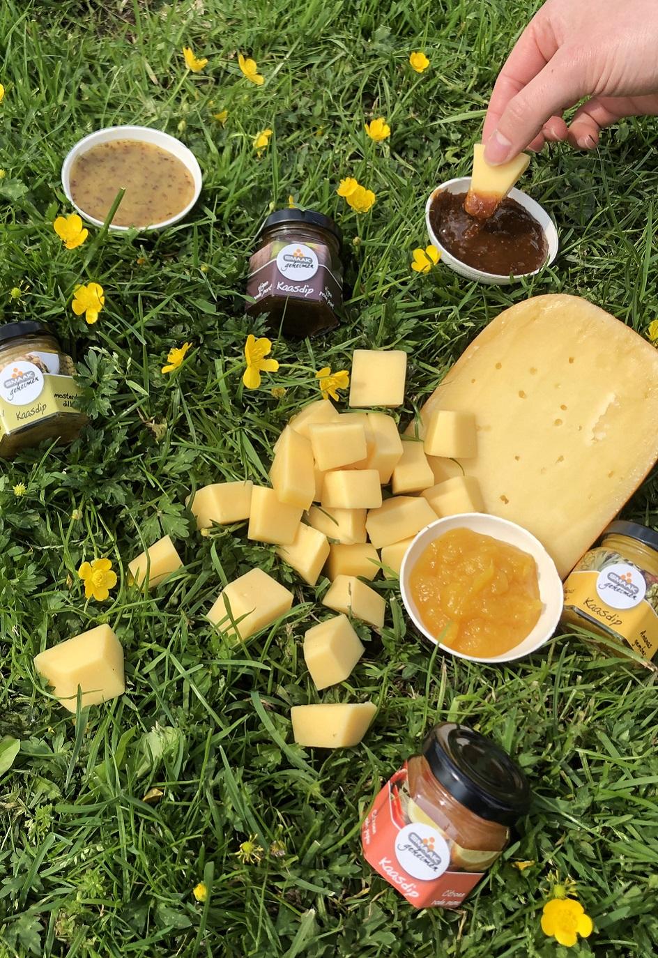 Kaas uit 't vuistje Smaakgeheimen