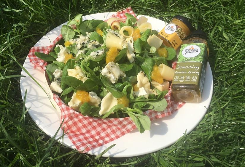 Smaakgeheimen salade kaastrio