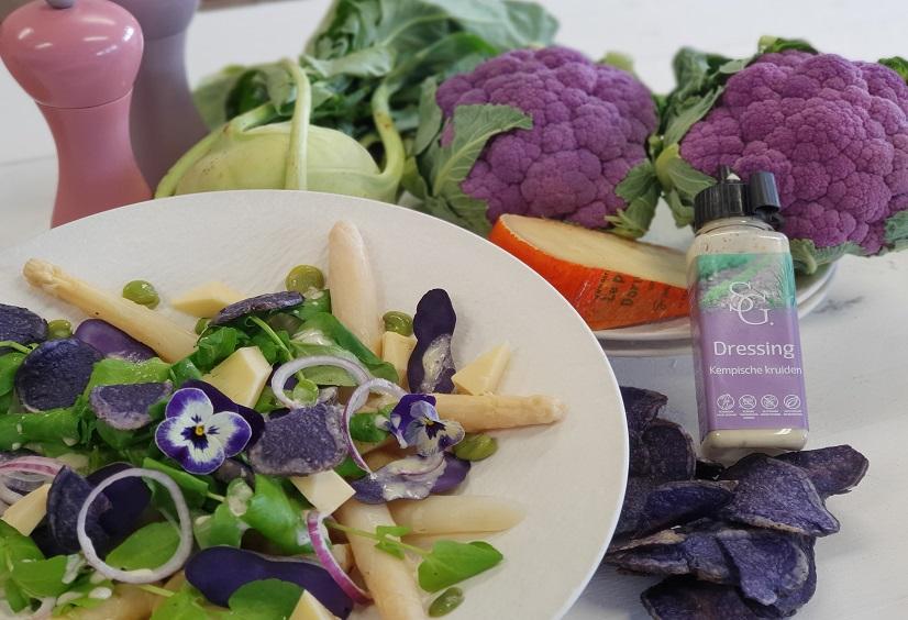 SG_paarse salade_kempischekruiden140ml