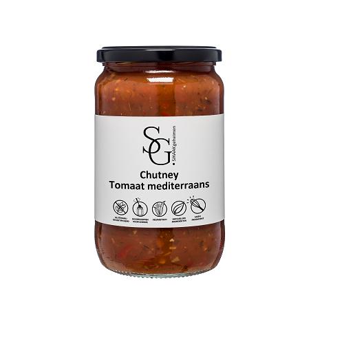Smaakgeheimen Chutney Tomaat Mediterraans