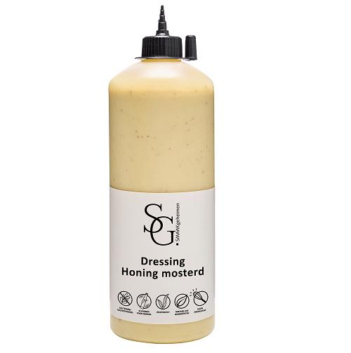 Smaakgeheimen Dressing Honing Mosterd