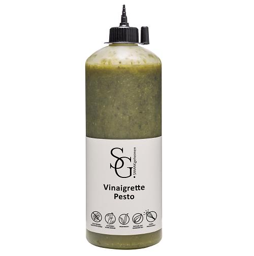 Smaakgeheimen Vinaigrette Pesto